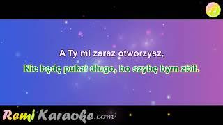 Piersi - Całuj mnie (karaoke - RemiKaraoke.com)