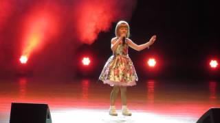 Голос дети Ярослава Дегтярева. Благотворительный концерт в Белгороде