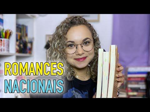 MELHORES ROMANCES NACIONAIS DE 2019