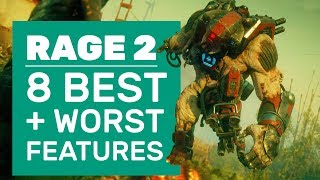 8 Best And Worst Things About Rage 2 | Rage 2 Review (PC)