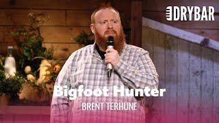 Hunting For Bigfoot Is Easier Than It Looks. Brent Terhune