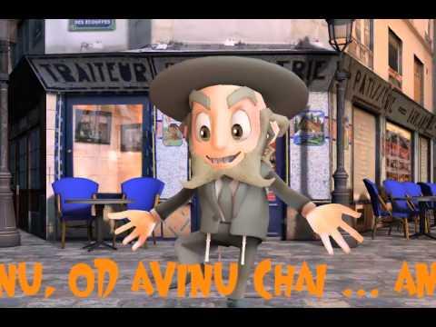 Video of Dancing Rabbi - Rabbi Shalom 4