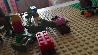 Lego Soldiers Mini movie by Bombo
