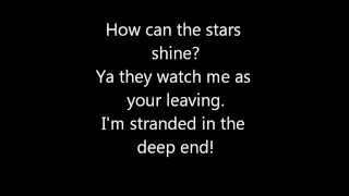 Jonas and the Massive Attraction -  The Deep End Lyrics