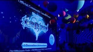 UK Community Launch Event Recap - KINGDOM HEARTS HD 2.5 ReMIX
