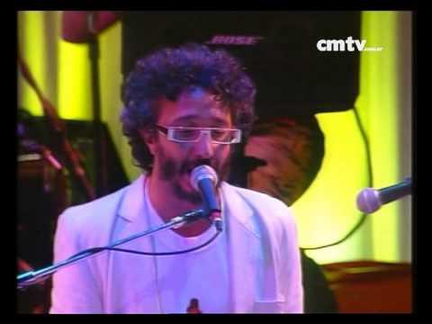 Fito Páez video Volver a mí - CM Vivo 2003