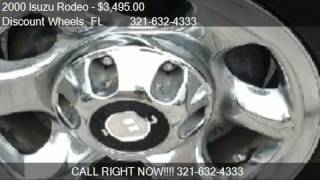 2000 Isuzu Rodeo S 2WD - for sale in Cocoa, FL 32922