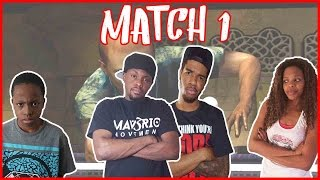 THE MOST INTENSE GAME EVER CREATED!! - Family Beatdown I Table Tennis Xbox360 Gameplay