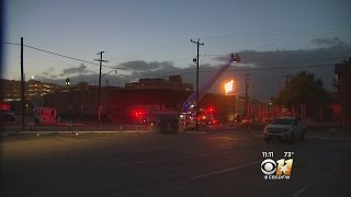 Gas Leak Capped In Fort Worth