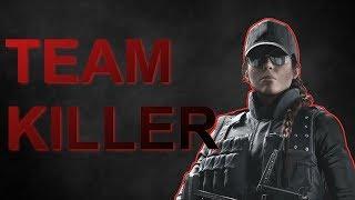 TEAM KILLER! | RAINBOW SIX SIEGE (Ps4)