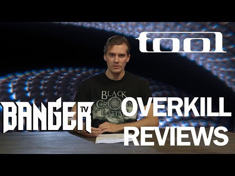 TOOL – Fear Inoculum | Overkill Reviews
