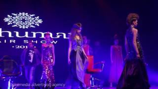 BE HUMAN   HAIR SHOW 2017 (FULL VERSION)