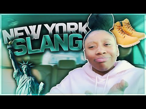 HOW TO TALK LIKE A NEW YORKER!🗽| BIG NEW YORK SLANG