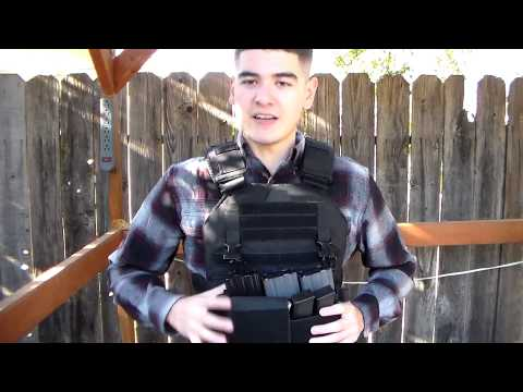 Download Plate carrier set up (ar500 armor) Mp4 HD Video and MP3