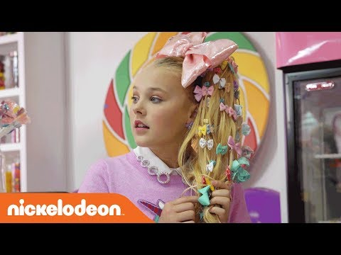 The Floor is Lava Compilation ft. Jojo Siwa, School of Rock, The Thundermans & More  | Nick