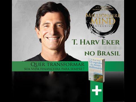T Harv Eker no Brasil 2019