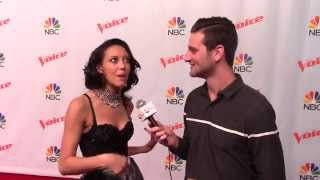 Amy Vachal Reveals Details About Rearranging All Of Her Songs With Adam Levine