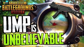 BEST SUB-MACHINE GUN in PUBG Mobile? This Thing is a BEAST!