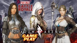 Shadow Arena ★ Gameplay ★ Beta test ★ PC Steam Battle Royale 2020 ★ Ultra HD 1080p60FPS