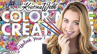 Color Me Creative With Kristina Webb