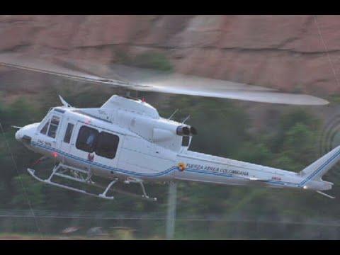 Fuerza Aerea determino que accidente de helicoptero accidentado en Cundinamarca fue por mal tiempo