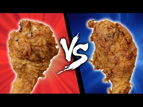 Video KFC VS HOMEMADE - 11 Secret Herbs & Spices LEAKED
