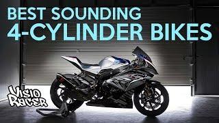 10 Best Sounding 4-Cylinder Bikes Ever