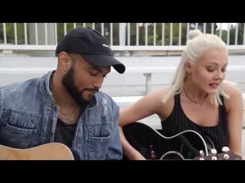 With You - Chris Brown (Will Gittens & Alexi Blue Acoustic Cover)