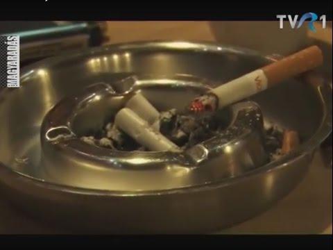Hagyja abba a dohányzást, fájó mellkas közepén