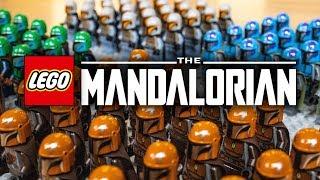 25x LEGO Mandalorian Battlepack Challenge