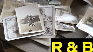 #79 INCREDIBLE Abandoned House |  FAMILY PHOTOS Found!