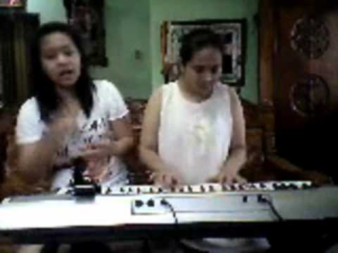 rythym of love cover by Joanne and JN Bagos