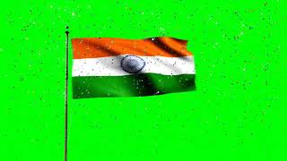 Indian Flag Green Screen | Independence Day 2021 whatsapp status | 15 August status 2021 #Indianflag