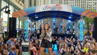 "Rachel Platten ""Stand By You"" LIVE @ TODAY SHOW 7/1/201"