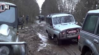 Авто-мото покатушки 11 01 2014 Могилев.