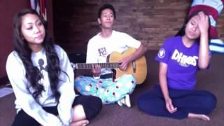 Lullaby Cover - Brian, Alyssa & Megan