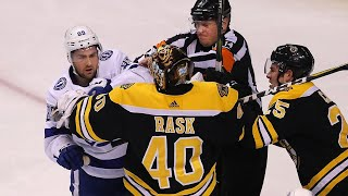 NHL: Protecting the Goalie