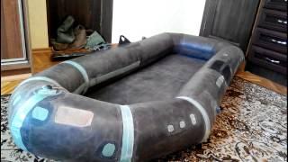 Лента для ремонта лодок в уфе
