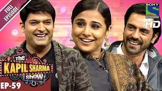 The Kapil Sharma Show  Episode 59–दी कपिल शर्मा शो–Vidya And Arjun In Kapils Show–12th Nov 2016