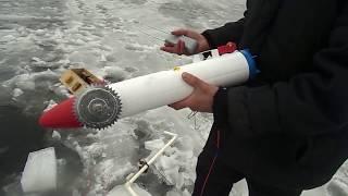 Радиоуправляемые торпеды для рыбалки