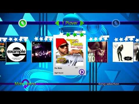let's sing wii playlist