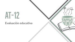 Área Temática 12. Evaluación educativa