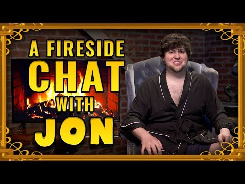 Download A Fireside Chat with JonTron (Updates, Funny Stories, and YouTube) HD Mp4 3GP Video and MP3