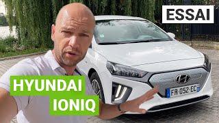 Essai HYUNDAI Ioniq : un CHAMEAU dans l'univers des voitures électriques !