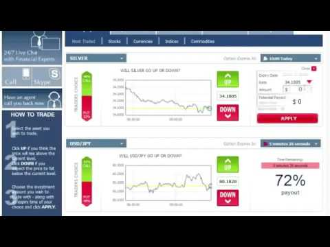 Binary option with barrier