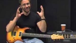 Masterclass avec Al Di Meola sur l'approche rythmique