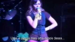 The Donnas em SP - You Make Me Hot