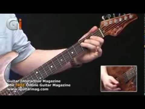 Melodic Minor For The Rock Guitarist - Free Guitar Lesson (With TAB) - Guitar Interactive Magazine