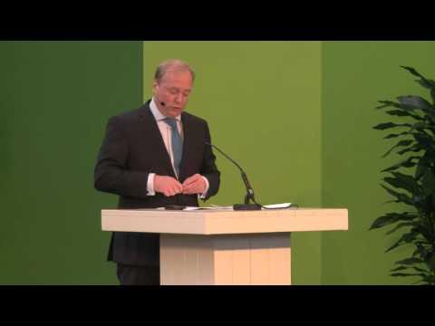 Building Holland 2016 - Keynote Z.K.H. Prins Carlos de Bourbon de Parme