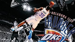 Kevin Durant MVP - Hall of Fame ᴴᴰ